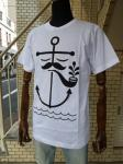 "rake surfboards : "" CROWS NEST "" Tシャツ (WHITE)"